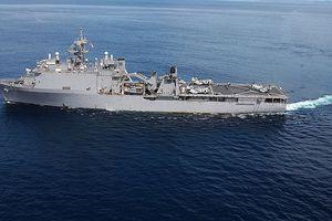Tàu hải quân Mỹ cấp tập vào Biển Đen
