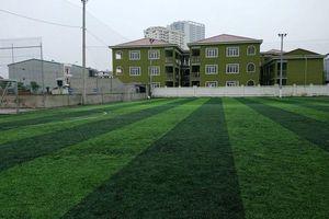 Nghệ An: Cán bộ phường tự ý xây dựng công trình trên đất công để kinh doanh