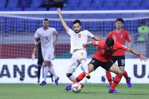 Hàn Quốc chật vật giành 3 điểm trước Philippines