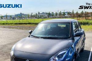 Bảng giá xe Suzuki tháng 1: Suzuki Swift thế hệ mới sẵn sàng 'tấn công' thị trường Việt