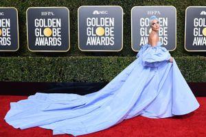 Dàn mỹ nhân Hollywood đọ sắc trên thảm đỏ lễ trao giải Quả cầu vàng 2019
