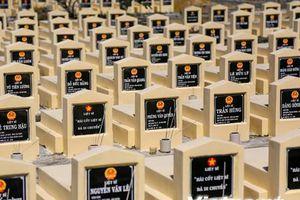 Có một 'nghĩa trang Trường Sơn' ở Tây Nam của Tổ quốc