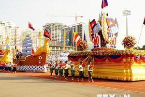 Campuchia kỷ niệm 40 năm Ngày lật đổ chế độ diệt chủng Pol Pot