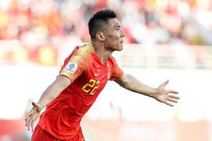 Đội tuyển Trung Quốc ngược dòng đánh bại tuyển Kyrgyzstan