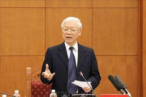 Tổng Bí thư, Chủ tịch nước: Tiếp tục từng bước hoàn thiện cương lĩnh, lý luận về chủ nghĩa xã hội