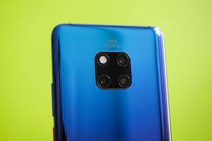 5 điểm đáng yêu và 5 điểm trừ của Huawei Mate 20 Pro