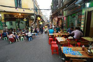 Hà Nội: Thí điểm cấp phép kinh doanh vỉa hè phố cổ
