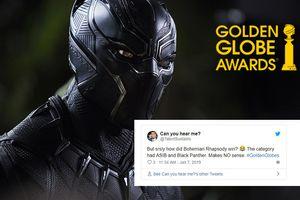 Fan Marvel điên tiết vì thất bại trắng tay của phim 'Black Panther' tại Quả Cầu Vàng 2019