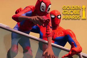 'Spider - Man: Into the Spider - Verse' trở thành phim hoạt hình hay nhất năm tại Quả Cầu Vàng 2019