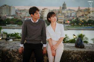 Sau 'Encounter', phim 'Hồi ức Alhambra' của Hyun Bin - Park Shin Hye bị chỉ trích vì quảng cáo quá mức cho phép