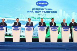 Tây Ninh khánh thành nhà máy chế biến rau củ quả rộng 15ha gần 2.000 tỷ