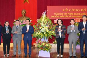 Hợp nhất Văn phòng ĐBQH, HĐND và UBND tỉnh Yên Bái