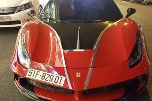 Gặp Ferrari 488 GTB độ Mansory hầm hố nhất Việt Nam
