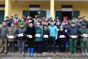 Quà Tết ấm tình người nghèo miền núi Cao Bằng