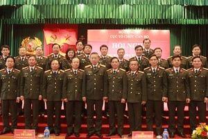 Tiếp tục để lại dấu ấn tích cực trong công tác cán bộ của lực lượng Công an