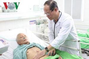 Cứu sống bệnh nhân ngừng tim 80 phút