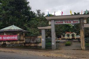 Bắt tạm giam nam sinh lớp 10 đâm chết người ở Quảng Nam