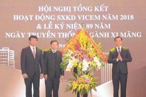 VICEM kỷ niệm 89 năm ngày truyền thống ngành xi măng