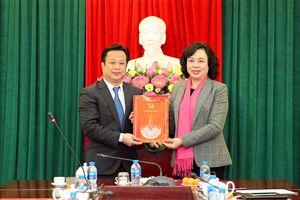 Đồng chí Trần Thế Cương làm Phó Bí thư Quận ủy Bắc Từ Liêm