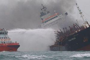 Cập nhật mới nhất về bảo hộ công dân tàu Việt Nam gặp nạn ở Hồng Kông