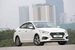 Hyundai Grand i10 và Accent bán chạy, Hyundai Thành công bán xe nhiều gấp đôi năm 2017