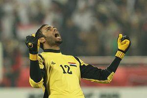 Thủ môn Iraq: 'Trận đấu với Việt Nam ảnh hưởng tới tương lai của đội'
