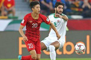 Việt Nam vs Iraq (2-3): Thua ngược phút 90 dù dẫn bàn 2 lần