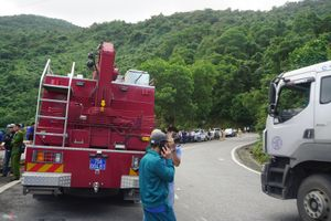 Tài xế vụ tai nạn trên đèo Hải Vân khai xe mất phanh