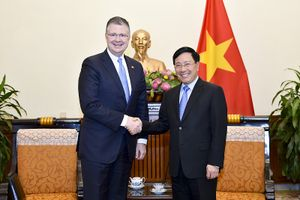 Hoa Kỳ muốn tiếp tục mở rộng đầu tư, kinh doanh tại Việt Nam trong năm 2019.