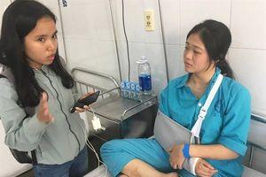 Các nạn nhân 'thoát chết' trong vụ xe khách gặp nạn ở Hải Vân nói gi?