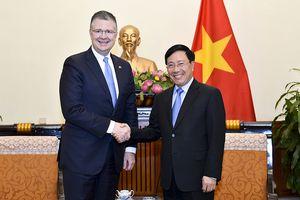 Hoa Kỳ coi trọng và mong muốn phát triển quan hệ với Việt Nam