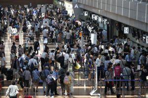 Nhật Bản bắt đầu thu thuế tạm biệt với du khách
