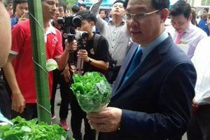 PTT Vương Đình Huệ: 'Sẽ có khoảng 15.000 tỷ đồng cho chương trình OCOP'