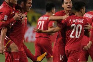 Lộ đội hình ra sân của ĐT Việt Nam trước Iraq: Thay đổi cả công lẫn thủ!