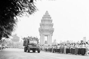 Ngoại giao Việt Nam với công cuộc hồi sinh và phát triển đất nước Cam-pu-chia anh em