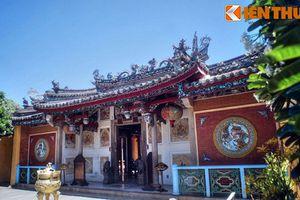 Vẻ lộng lẫy choáng ngợp của hội quán Triều Châu ở Hội An