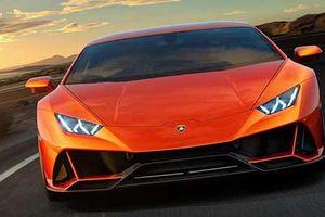 'Siêu bò' Lamborghini Huracan EVO 2020 chính thức trình làng
