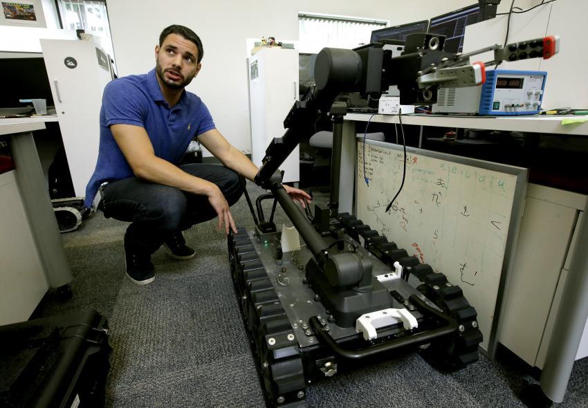 Phát triển robot chiến đấu: Quân đội Mỹ khơi mào cuộc đối đầu công nghệ?