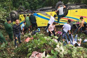 Danh tính nạn nhân vụ xe chở giảng viên, sinh viên lao xuống vực đèo Hải Vân