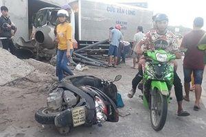 Vượt xe cẩu 'bất thành', ôtô tải tông chết 2 người ở Phú Quốc: Bắt tạm giam tài xế