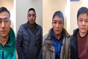 Khởi tố đường dây tàng trữ, lưu hành tiền giả, cướp giật tài sản tại Hà Nội