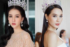 Hoa hậu, Á hậu chuyển giới quốc tế đến Việt Nam