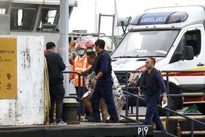 Hỗ trợ xin thị thực khẩn cho tàu Việt Nam bị sự cố ở Hồng Kông