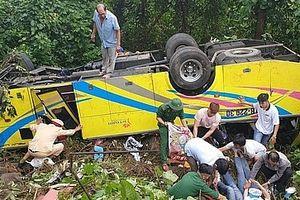 Danh tính các nạn nhân trong vụ xe khách lao xuống vực ở đèo Hải Vân