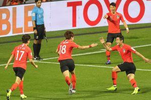 Hàn Quốc chật vật giành chiến thắng trước Philippines!