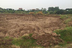 Đông Anh: Có hay không việc lập lờ bán mỏ cát với giá 'bèo'?