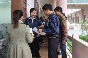 Cá nhân sai phạm trong thi tuyển giáo viên ở Quảng Ngãi bị xử lý thế nào?