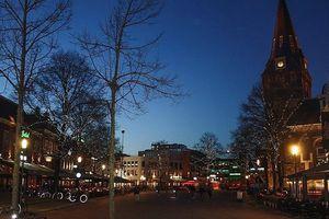 Đầu năm thong dong ghé thăm Enschede - thành phố giáp ranh giữa Hà Lan và Đức