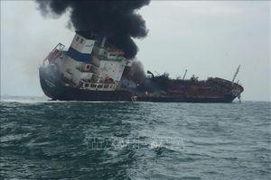 Danh sách thủy thủ Việt Nam trên tàu bốc cháy ngoài khơi Hong Kong (Trung Quốc)