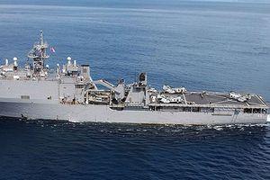 Mỹ điều chiến hạm tới Biển Đen sau vụ Nga bắt tàu Ukraine, Moscow 'đứng ngồi không yên'